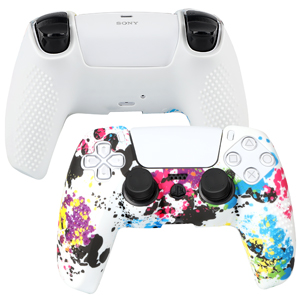 ZtotopCase for PS5 Controller Grip Cover