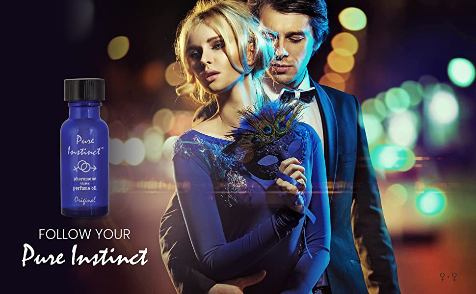 pure instinct pheromone oil