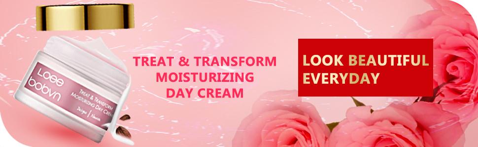 moisturizing day cream, moisturizing day cream with Aloe vera, moisturizing day cream