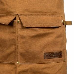shop apron with pocket