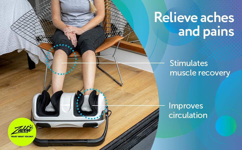 Amazon.com: Cloud Massage Shiatsu Foot Massager Machine -Increases Blood  Flow Circulation, Deep Kneading, with Heat Therapy -Deep Tissue, Plantar  Fasciitis, Diabetics, Neuropathy: Health & Personal Care