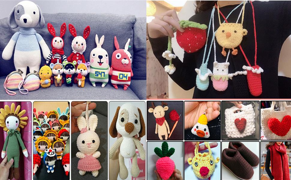 crochet hook set for beginners