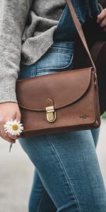 borsa tracolla donna borsetta donna tracolla donna gusti pelle
