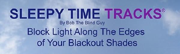 light blockers, light gaps