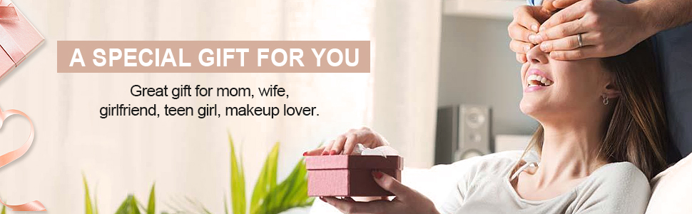 make-up borstel set