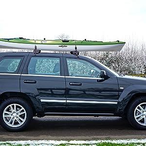 Moonracks Universal Dachträger Weich Auto