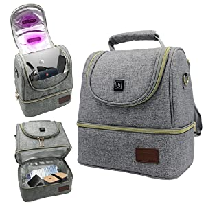 uv sterilizer back pack bags