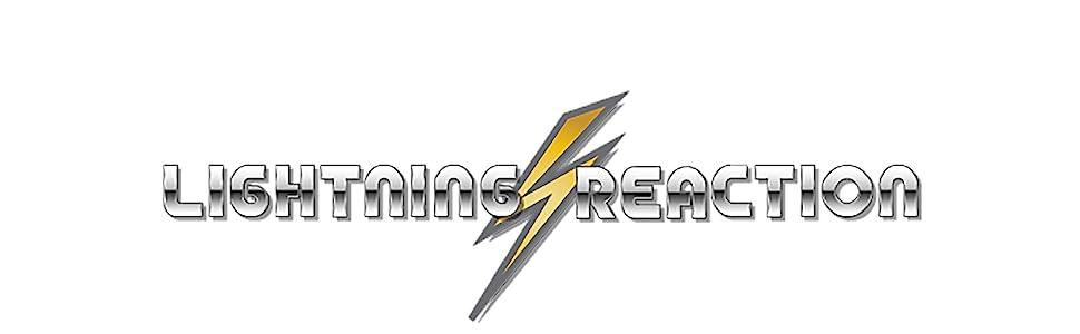 Lightning Reaction Logo