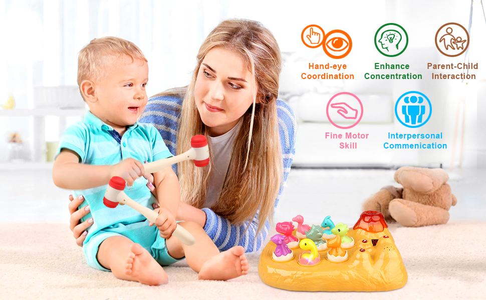 Interactive Kids Toys Kids Games