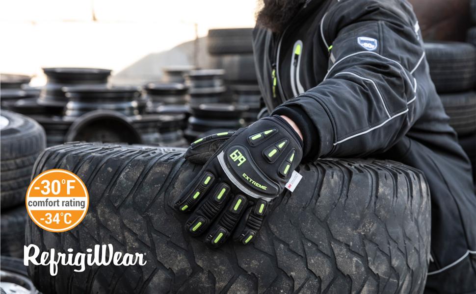 Extreme Freezer Glove - 0679