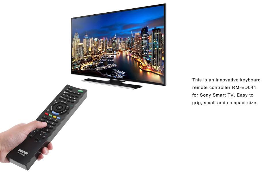RMED044 TV LCD LED Ersatz Fernbedienung für Sony Bravia RM-ED044