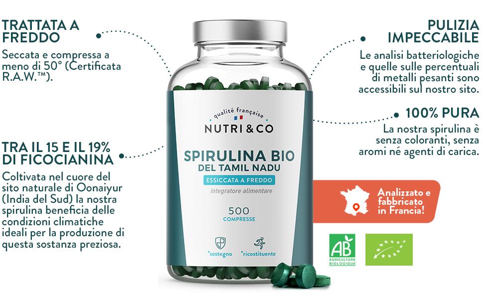 spiruline nutri and co