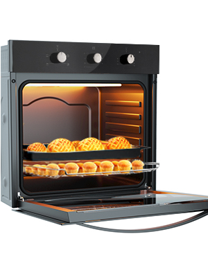 Built-In Single Wall Oven
