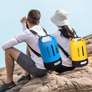 Camping Canotaje Playa Senderismo Rafting BKSTONE Bolsa Estanca Impermeable Bolsa para Material 5L // 10L // 20L // 30L Bolsa Seca para Kayak