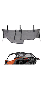 UTV Maverick X3 Rear windshield