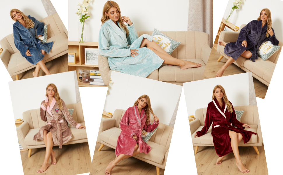 warm robes for women cat robes for women hooded bathrobes women fuzzy robe for women bathrobe warm
