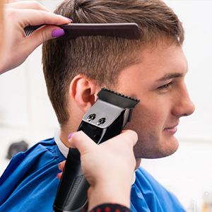 Hair trimmer Creates fine lines, contours and details,great hair trimmer for men