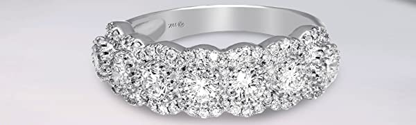 WEDDING BAND RING COLLECTION