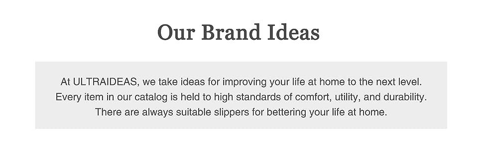 brand slippers