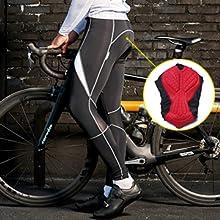 bike tights men padded
