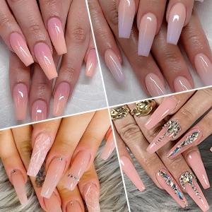 nail extension gel acrylic powder nail art powder dip powder modelones