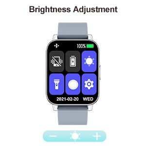 Brightness Adjustment