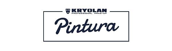 Kryolan Pintura Logo
