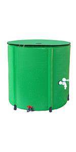 rain catcher barrel