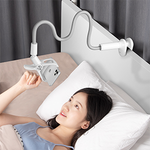 iphone holder for bed