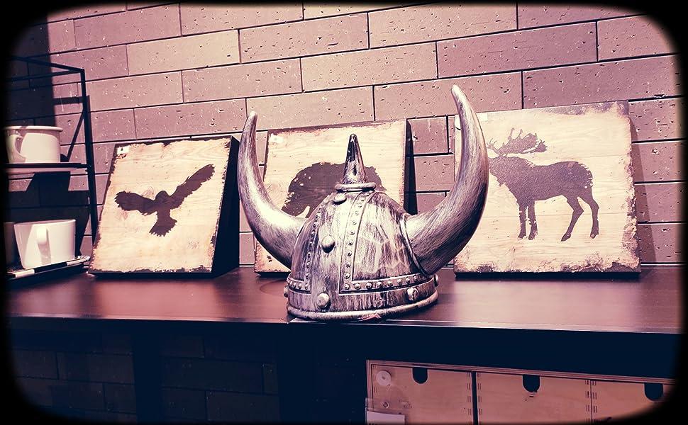 Viking Helmet LOOYAR