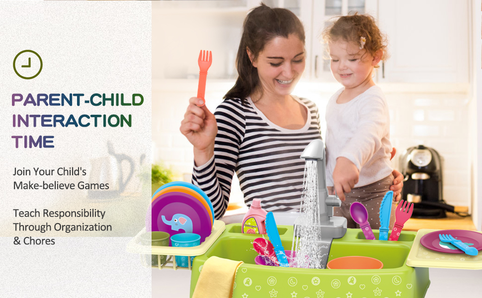 toddler toys age 2-4 toddler learning toys 3-5 kids cleaning set