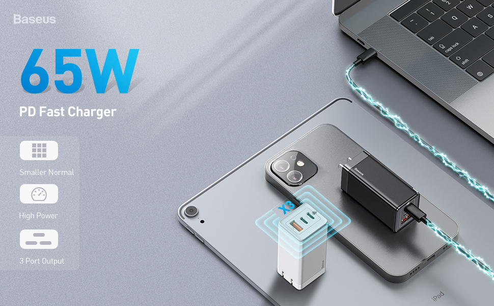 65W PD Charger