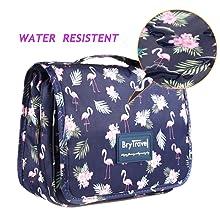 waterproof bathroom bag