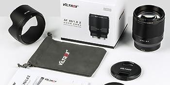 VILTROX 85mm F1.8 for Nikon-Z