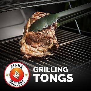 grill tongs