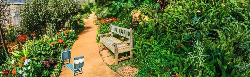 garden kneeler pad seat