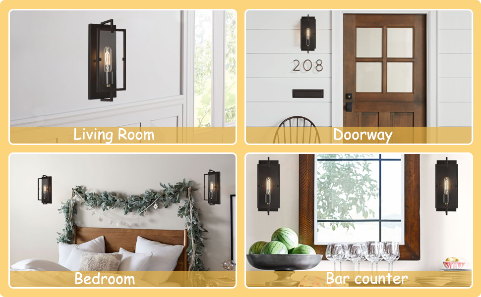 Perfect lighting or decoration for any space