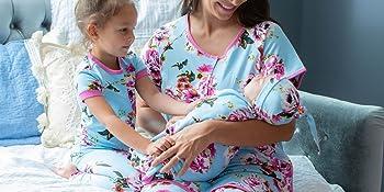 Isla Family matching pajamas, family matching pajamas