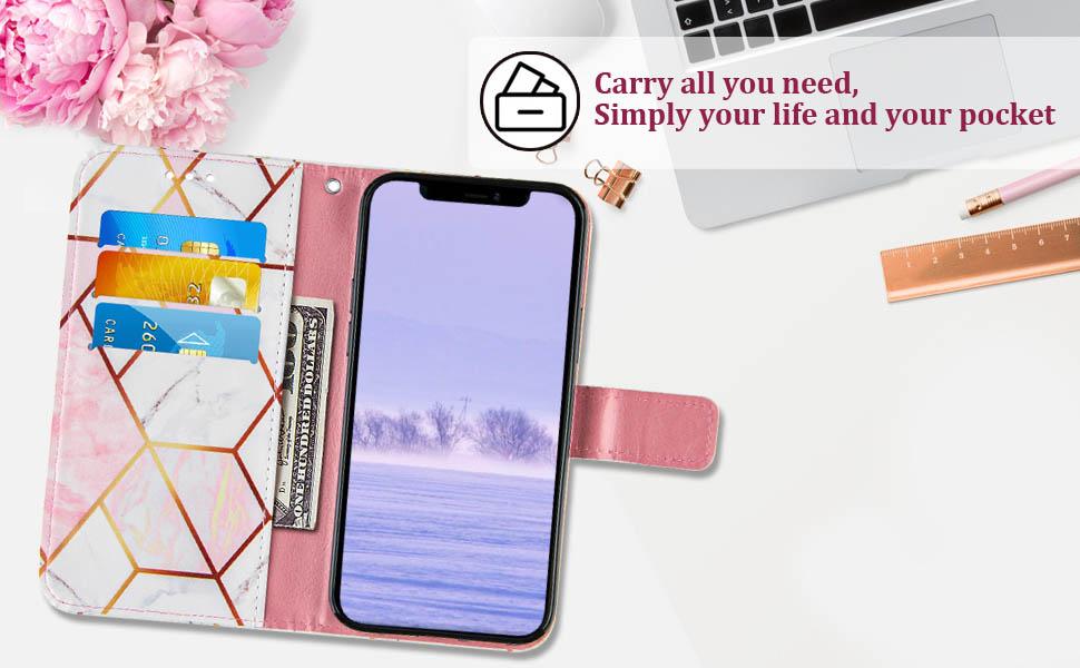 iPhone 12 Pro Wallet Case