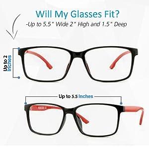 FIT GLASSES CASE