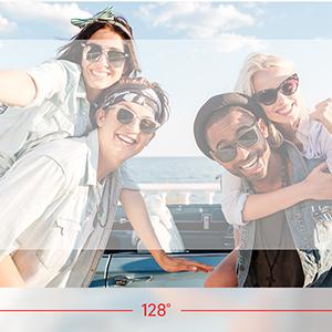 4K UHD Ultra Wide Angle Lens