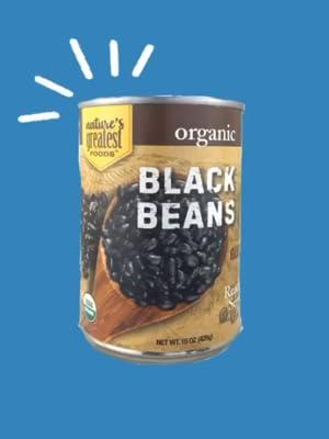 black beans organic