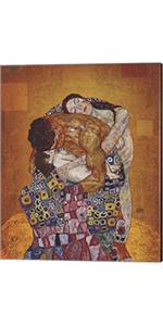 Gustav Klimt The Family