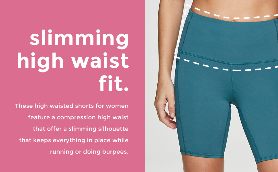 Slimming High Waist Fit