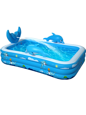 inflatbable swimming pool
