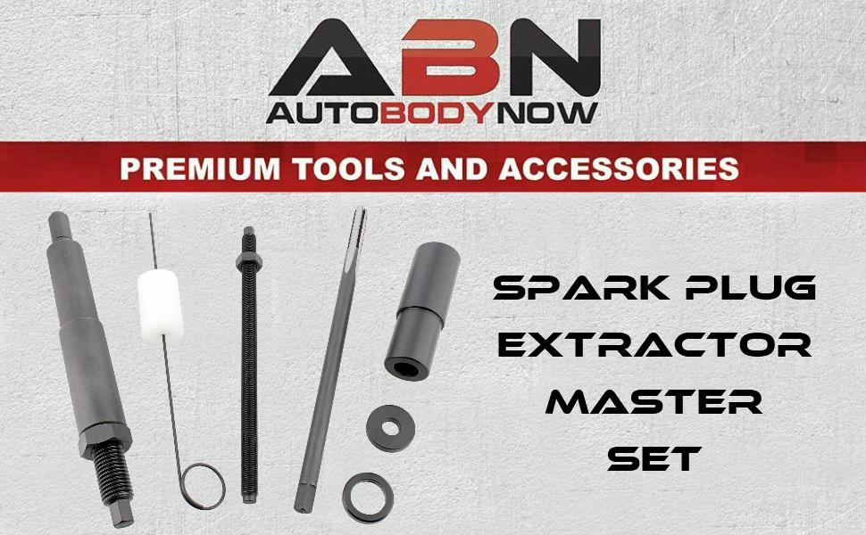 ABN | Broken Spark Plug Remover Master Set