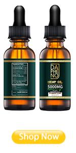 Peppermint Flvor Hemp Oil