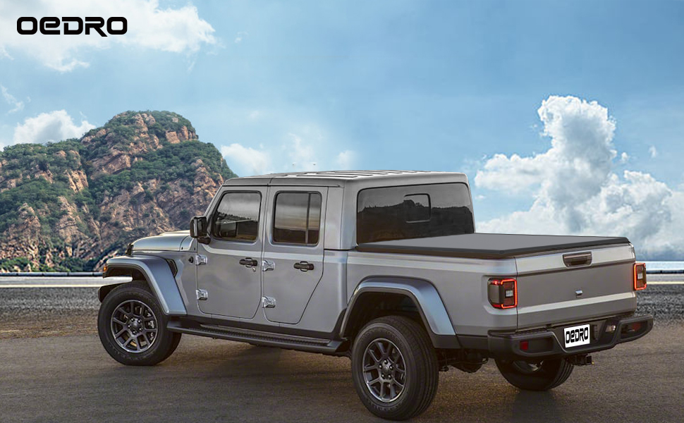 5ft cover for jeep gladiator