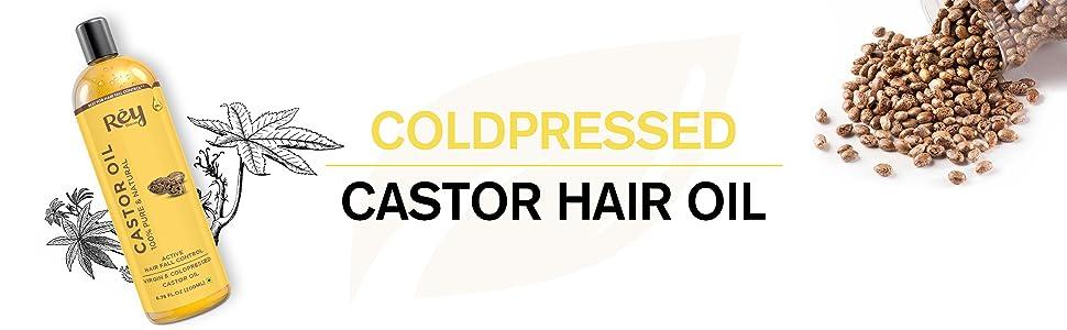 coldpressed castor oil