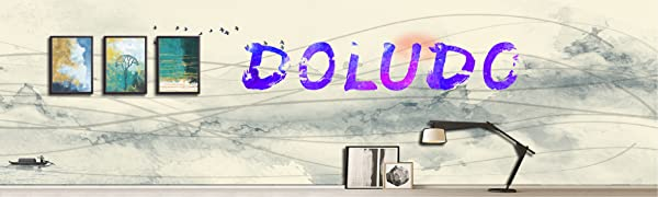 DOLUDO CANVAS WALL ART